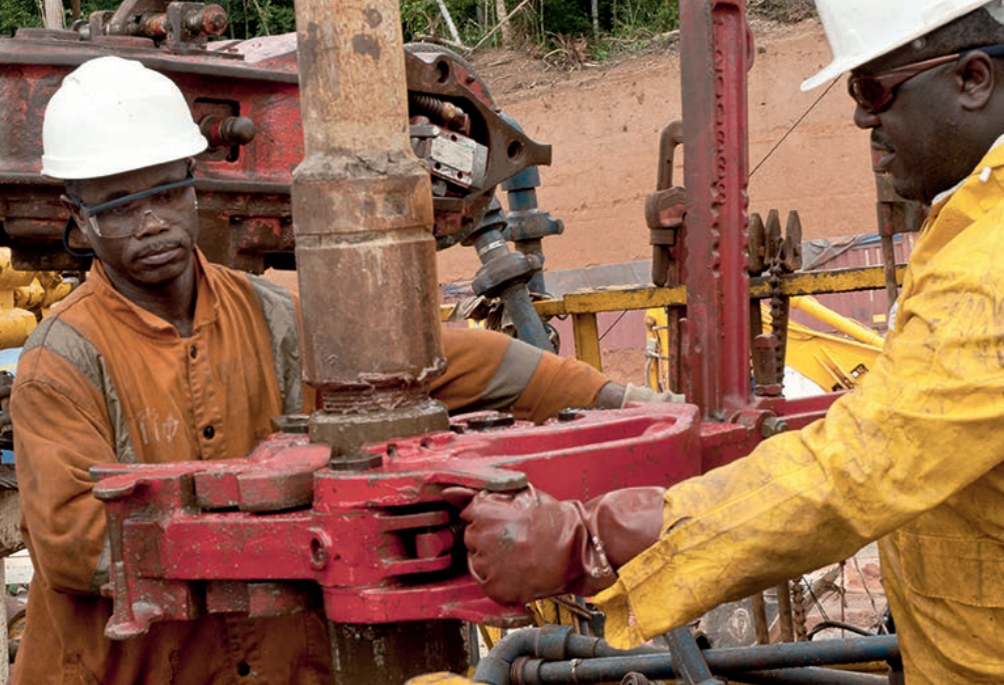 Production cuts in Gabon as a result of the OPEC deal have continued to hit Maurel et Prom, while Tanzanian volumes are also down.