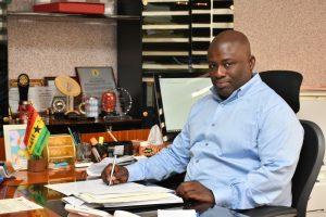 Ex-Goldman Sachs banker Asante Berko now heads Ghana's TOR