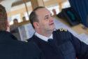 Ivor Flett, captain of the Mariner Sentinel ERRV