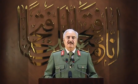 General Khalifa Haftar delivers a speech claiming a mandate to rule Libya