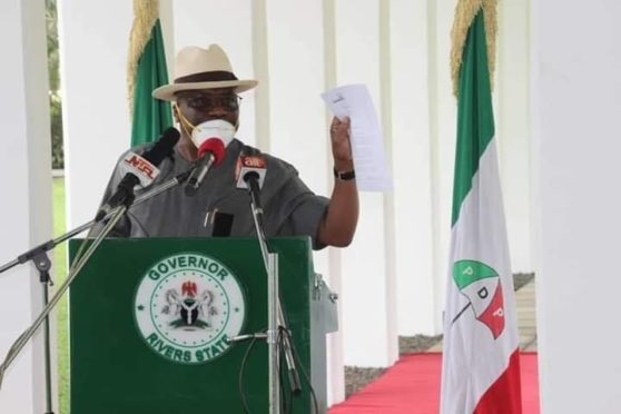 Governor Nyesom Wike discusses the arrest of 22 ExxonMobil employees