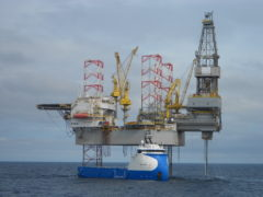 Borr Drilling 'extremely pleased' with £250million financial lifeline