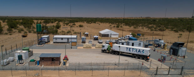 Total has signed a deal to distribute Renergen's LNG via its service stations.