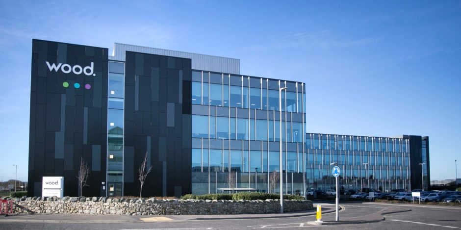 Wood's Sir Ian Wood House offices in Altens, Aberdeen.