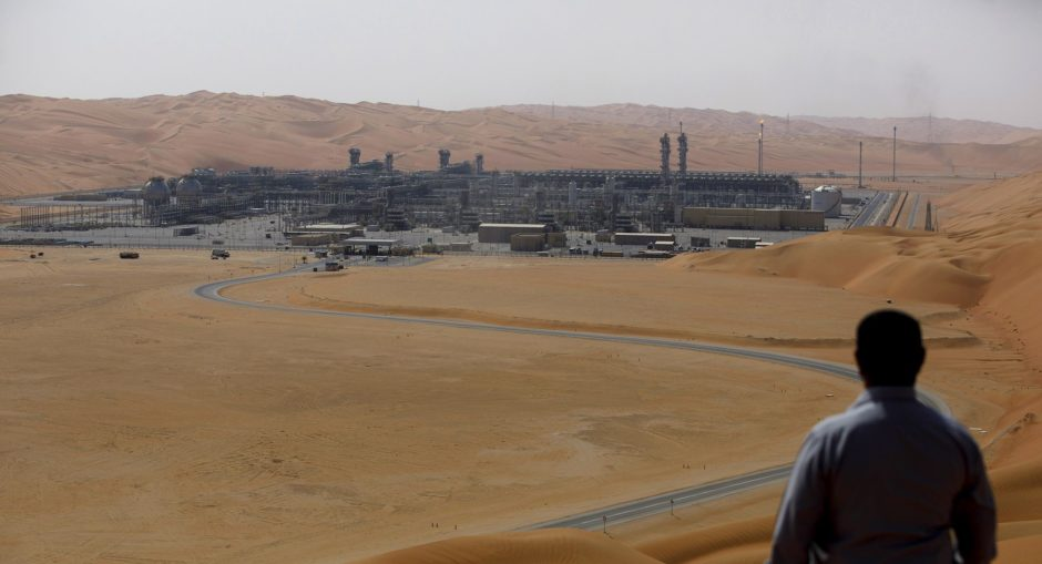 Saudi Aramco is reviewing its proposed petrochemicals and LNG plans as it battles to maintain its committed dividend payments.
