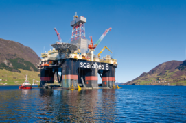 Wintershall Dea makes discovery in Norwegian Sea