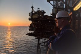 Work on new collective deal for North Sea workers 'moving forward'