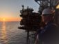 The Bruce platform in the North Sea operated by Serica Energy. Gas accounts for 80% of the company's production.