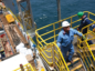 Kosmos Energy has struck a farm down deal with Shell, cutting its exposure to frontier African risk and funding drilling in the Gulf of Mexico.