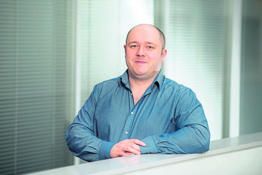Dan O'Brien is Hunting's TEK-HUB Technology Manager.
