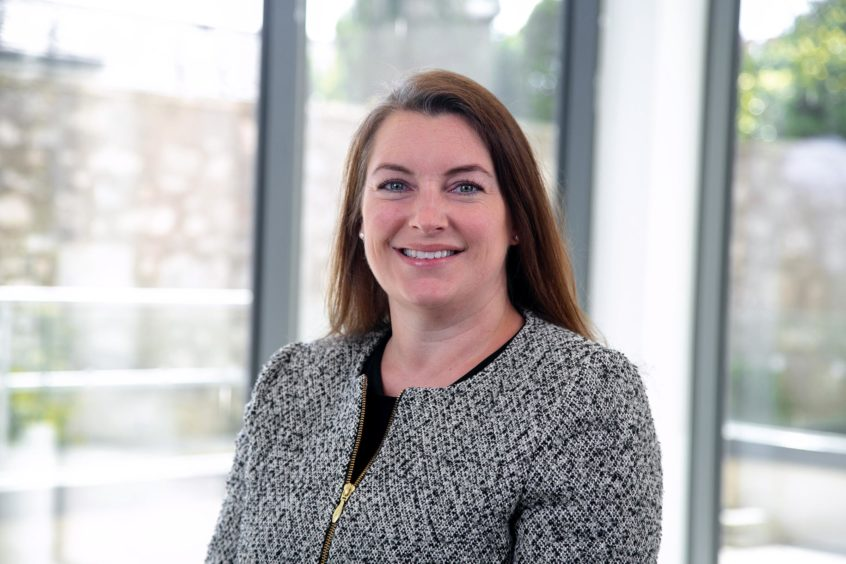 Fiona Herrell, employment  partner at Brodies