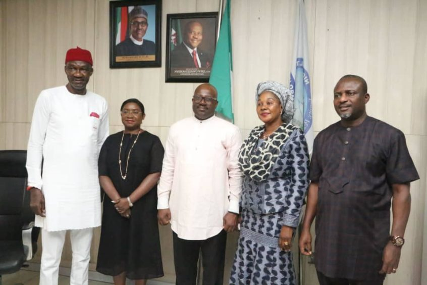 The NDDC's IMC was inaugurated in April