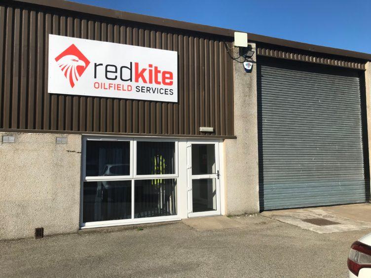 Red Kite premises