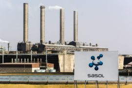 South Africa fund looks to buy Sasol assets to end losses