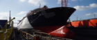 The Gimi vessel under construction Source: Golar LNG