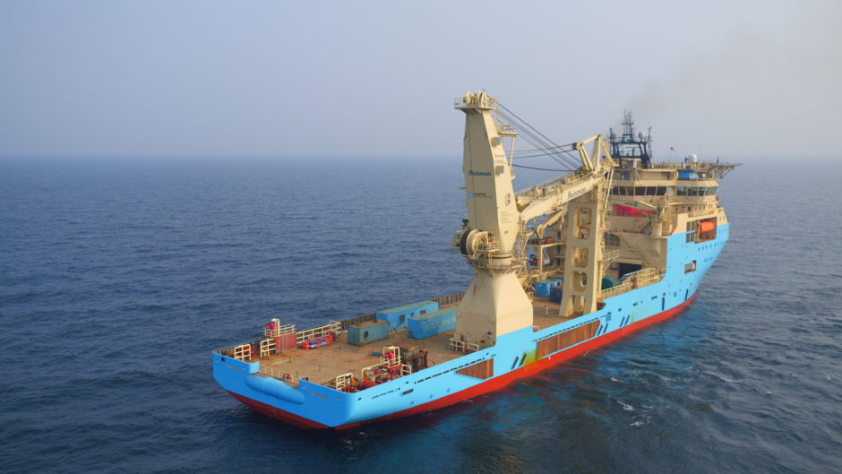 Maersk Supply Service picked for Dunlin decommissioning work - News for the Oil and Gas Sector