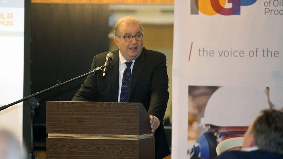 Fawaz Bitar, Chair of IOGP