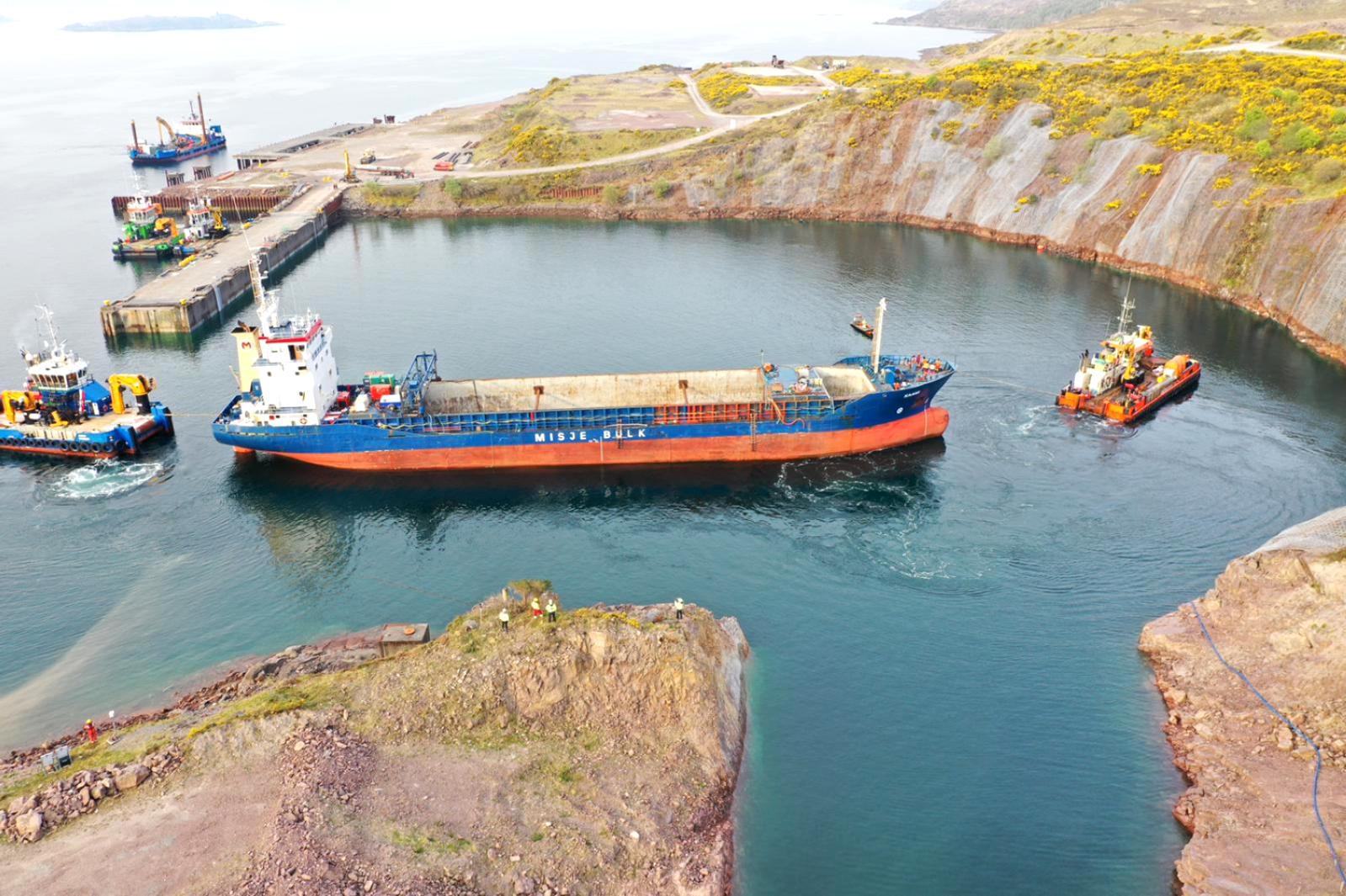 Kishorn Port