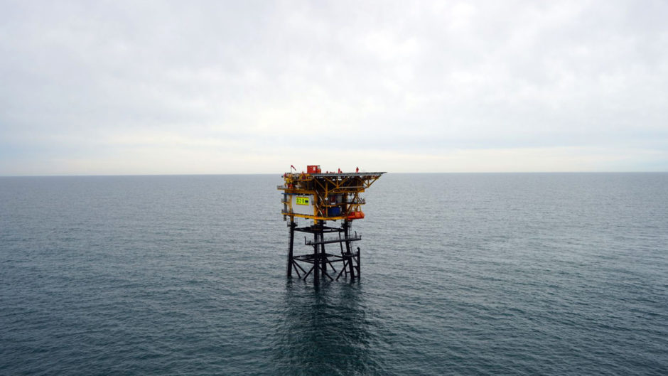 A third well has been developed at the Sillimanite field.