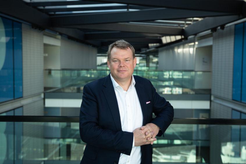 Ben Warren, EY Global Power & Utilities Corporate Finance Leader