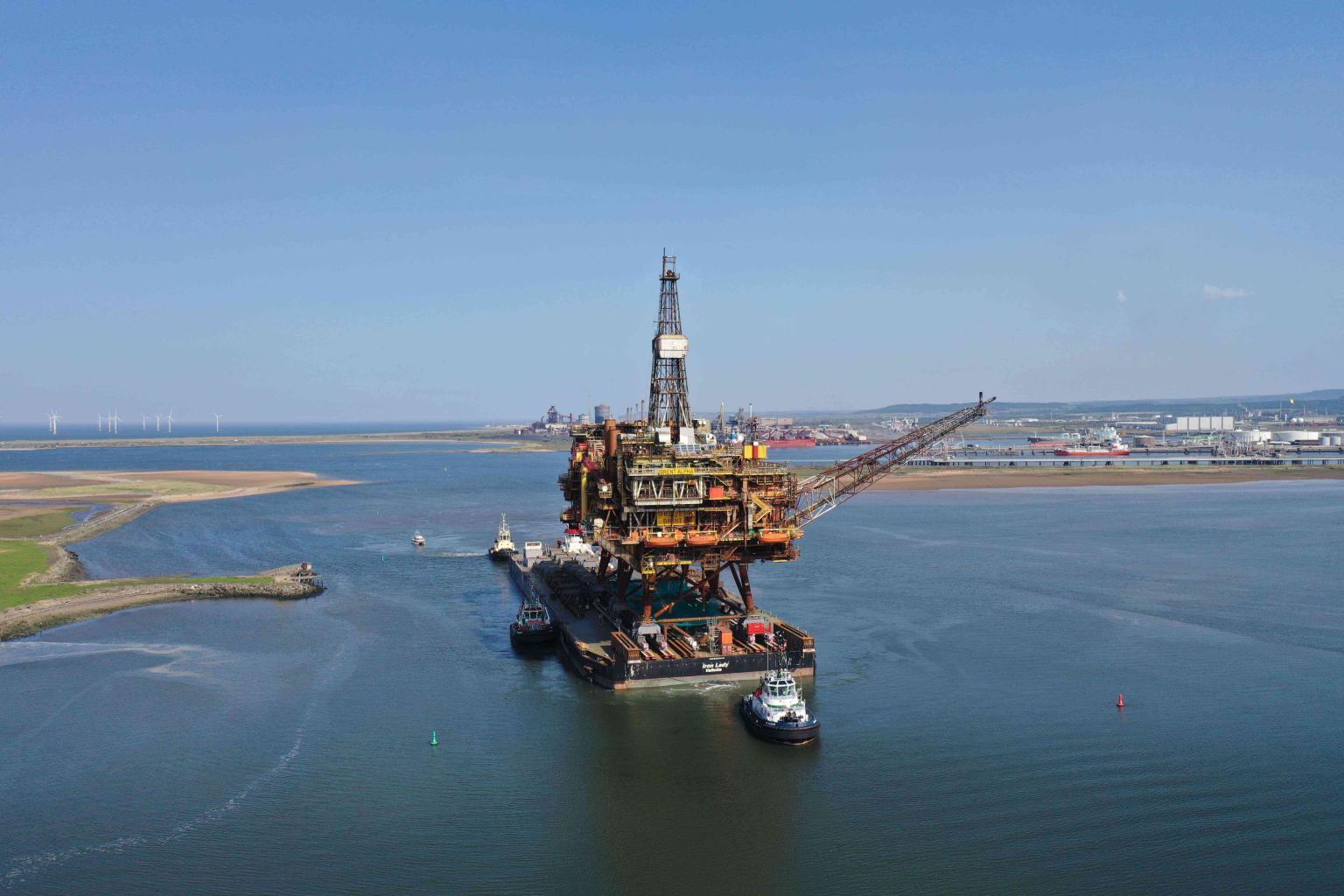 Decommissioning OGA strategy