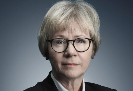 """Gro Haatvedt  will stay on as """"distinguished advisor""""."""