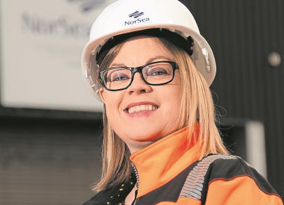 growing operation: Karen Russell says the firm is adapting its procedures