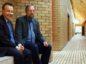 Dr David Toke (left) and Dr Brian Baxter.