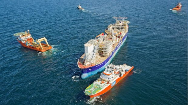EnQuest has ceased production at Alma-Galia