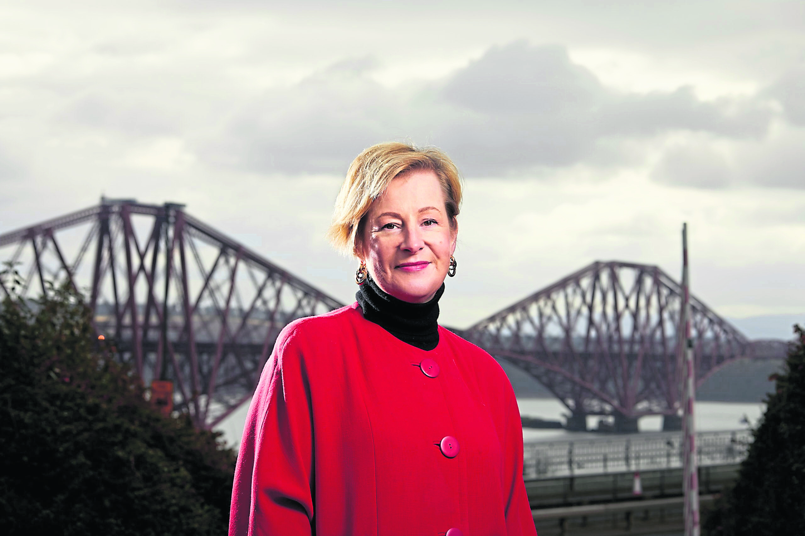 Scottish Council for Development and Industry chief executive Sara Thiam  Pic from SCDI