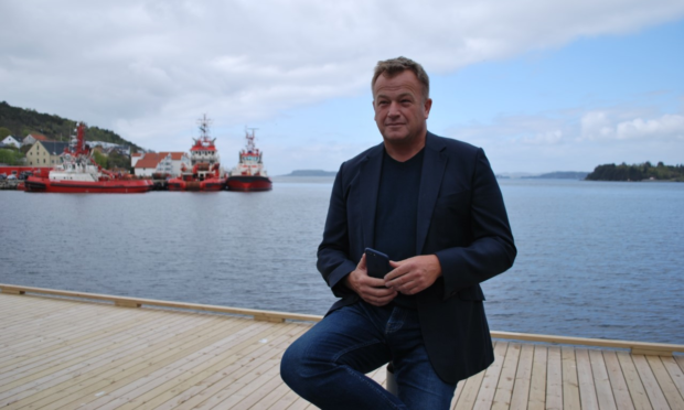 Mike Simpson Exceed Norge managing director