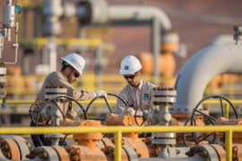 Aramco despatches blue ammonia to Japan