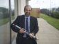 innovative thinking: Aberdeen-based businessman Yerasimos Angelis, whose company GA R&D has developed the U-Line roller