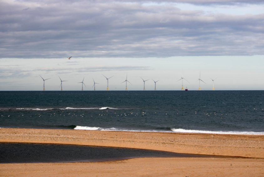 Survivex launches wind training for Scotland's fast growing renewables industry