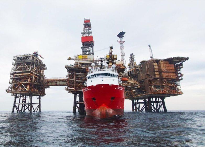 North Sea digital