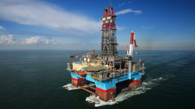 The Maersk Developer has been booked by Petronas for work off the coast of Suriname.