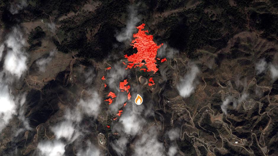 Detecting Methane Leaks Using Satellite Imagery and Satelytics