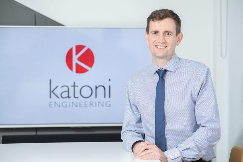 Ian Kirkwood, technical safety lead at Katoni.