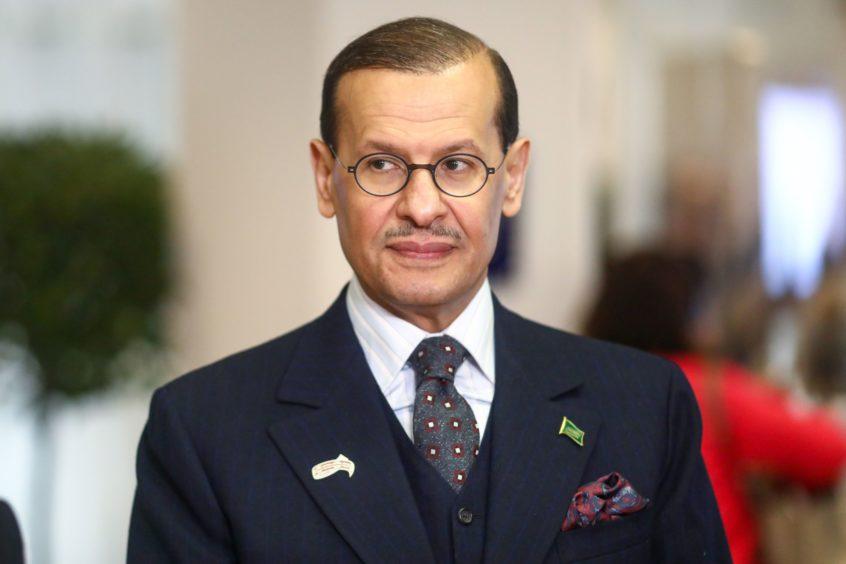 Abdulaziz bin Salman Photographer: Simon Dawson/Bloomberg