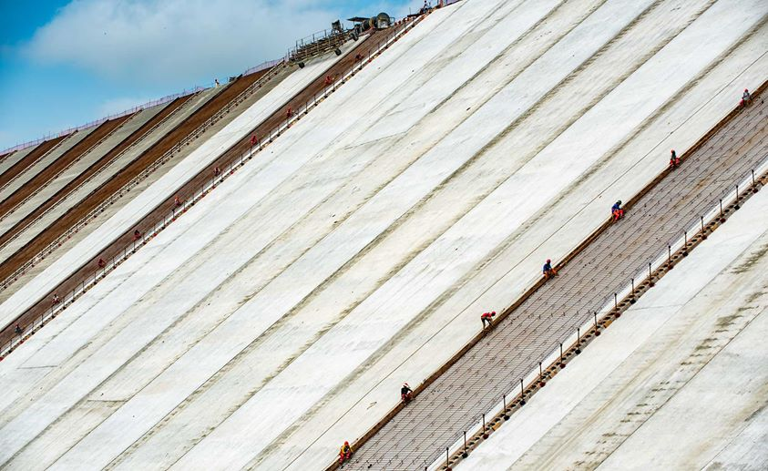 Ethiopia has denied that it was filling the GERD dam, on the Blue Nile, following concerns voiced by neighbours Sudan and Egypt.