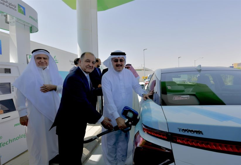 Air Products has signed up to work on the world's largest planned green hydrogen plant, in Saudi Arabia, with Neom and ACWA Power.