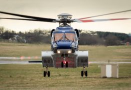 Babcock helicopters take first flight following new five-year North Sea deal