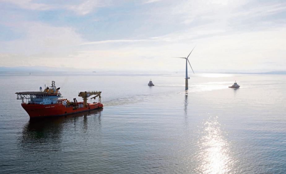 The upcoming Crown Estate offshore wind leasing round has caused great excitement around the Scottish coast.