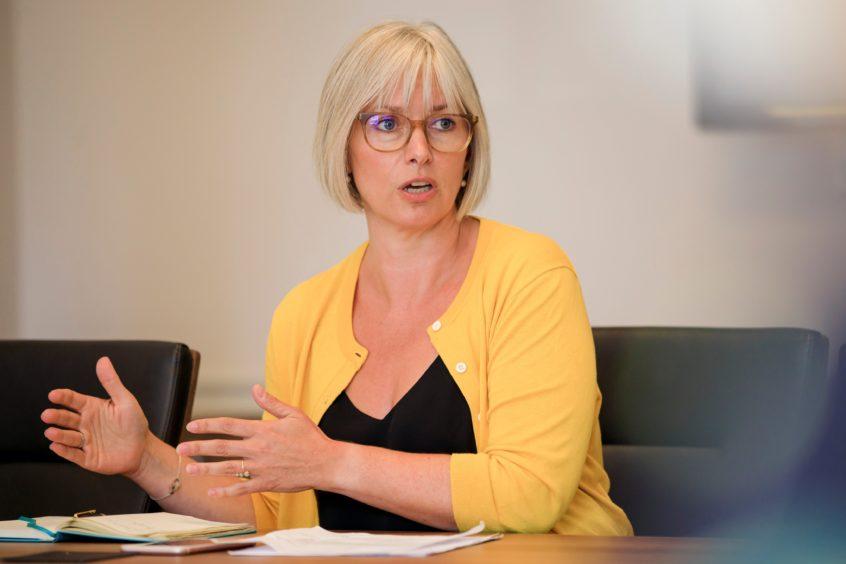 Energy Institute CEO Louise Kingham OBE FEI