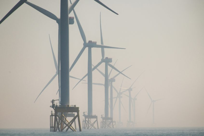 Crown Estate offshore wind