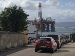 Cromarty Firth boss counters oil rig complaints: 'Residents chose to live by industrial port'