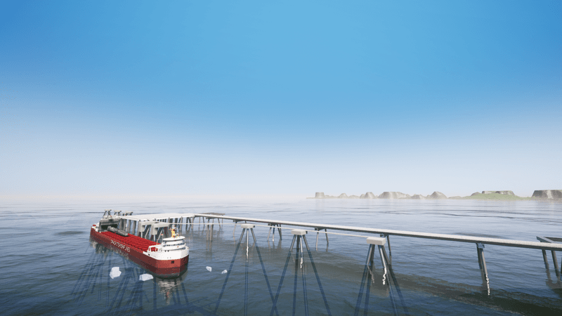 Besix has set out plans for the construction of one of the world's largest jetty installations, for Mozambique LNG, with completion due in 2023.