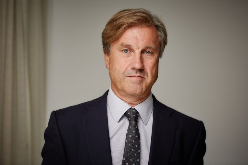 BP senior vice president for Europe, and UK head of country, Peter Mather.