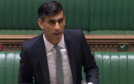 UK Chancellor Rishi Sunak. Credit: House of Commons/ PA News Wire.