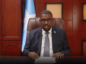 Abdirashid Mohamed Ahmed speaking during the virtual roadshow in May 2020